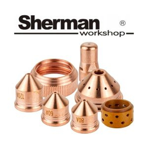 Materiały eksploatacyjne Sherman