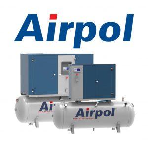 Kompresory śrubowe Airpol