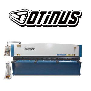 Hydrauliczne nożyce gilotynowe Otinus