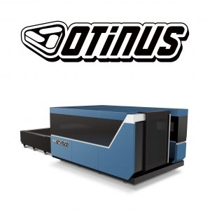Wycinarki laserowe zamknięte CNC Otinus