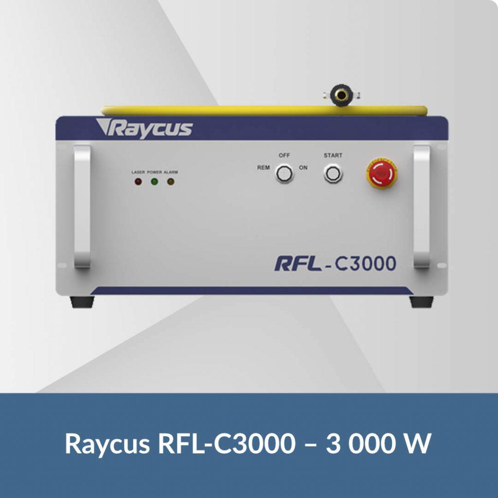 Raycus RFL-C3000