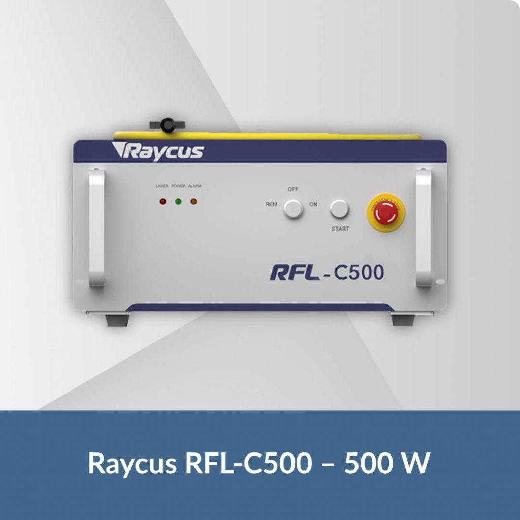 Raycus RFL-C500