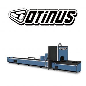 Obrotnice laserowe CNC do cięcia profili Otinus